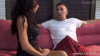 Brazzers - Let's Fuck the Landlady scene
