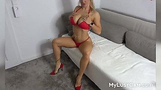 College girl dreams to have sex with big man