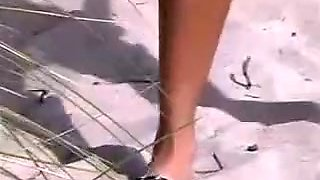 Exotic Homemade movie with Small Tits, Outdoor scenes