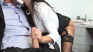 Francesca Le - Office Perverts, Scene 2