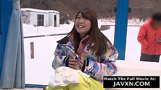 Japanese Prurient Chick Breathtaking Video