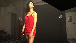 College Girl Sex Indian Princess Shanaya Stripping