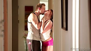 Exercising Turns You On @ A Love Triangle #02