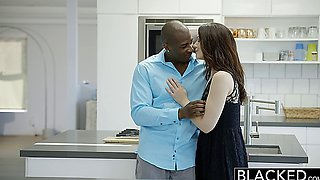 BLACKED My Girlfriends Hot Sister Cassidy Klein Loves BBC!