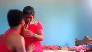 Tamil Bhabhi fuck by husband brother hot sex - full video