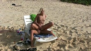 Undressed lesbo beach joy with multiple gals, p.1